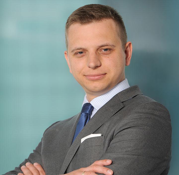 Michał Urbański - Adwokat (poln. Rechtsanwalt), Senior Associate