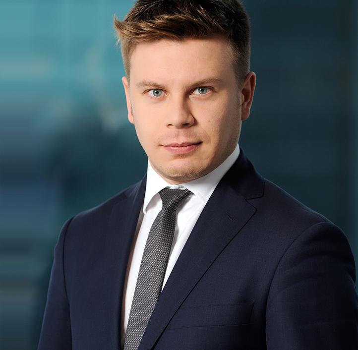 Artur Krępa - Radca prawny, Associate