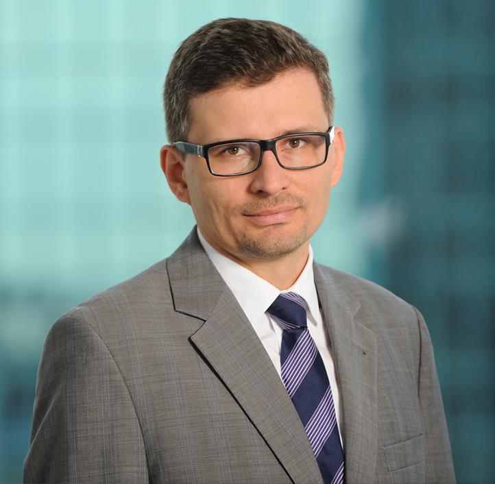 Dr Marcin Chomiuk - Radca prawny, Partner