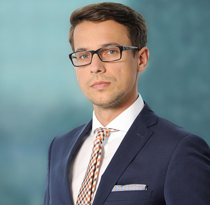 Wojciech Merkwa - Radca prawny (poln. Rechtsanwalt), Senior Associate