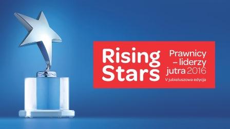 Rising Stars - Prawnicy – liderzy jutra 2016