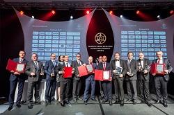 JARA DRAPAŁA & PARTNERS Sponsor des Hauptpreises während der CEE Manufacturing Excellence & Industrial Property