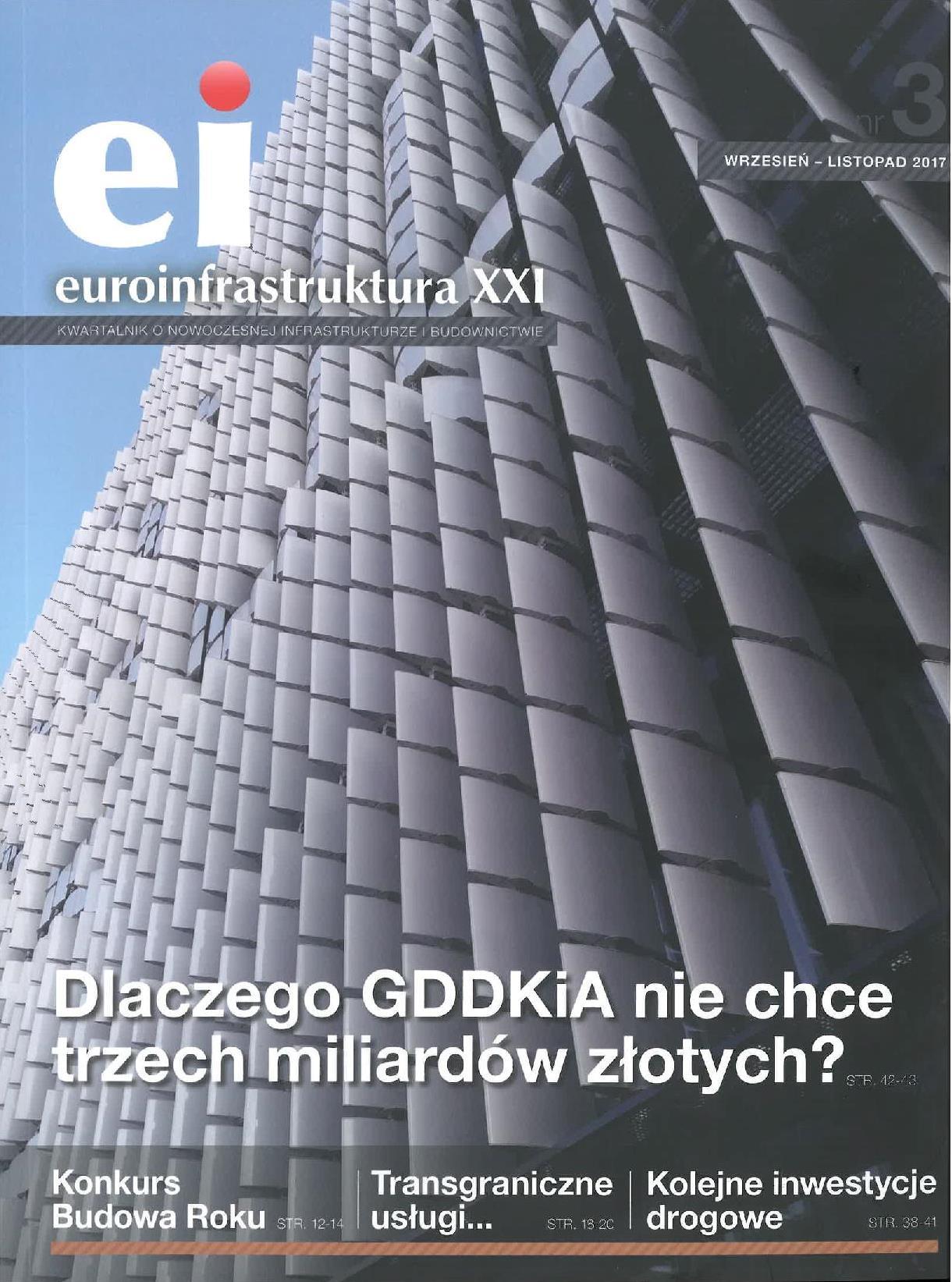 Euroinfrastruktura XXI