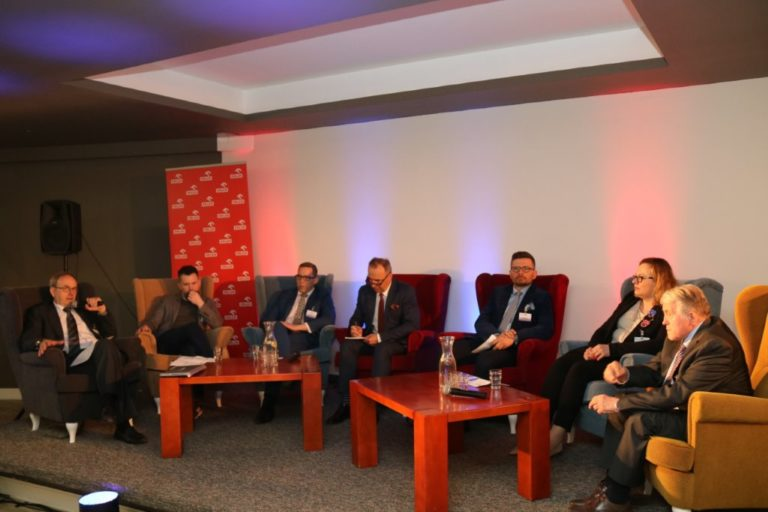 "Attorney Marcin Chomiuk participates in the conference ""Power units in industry"""
