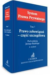 Systemu Prawa Prywatnego - Tom 7.