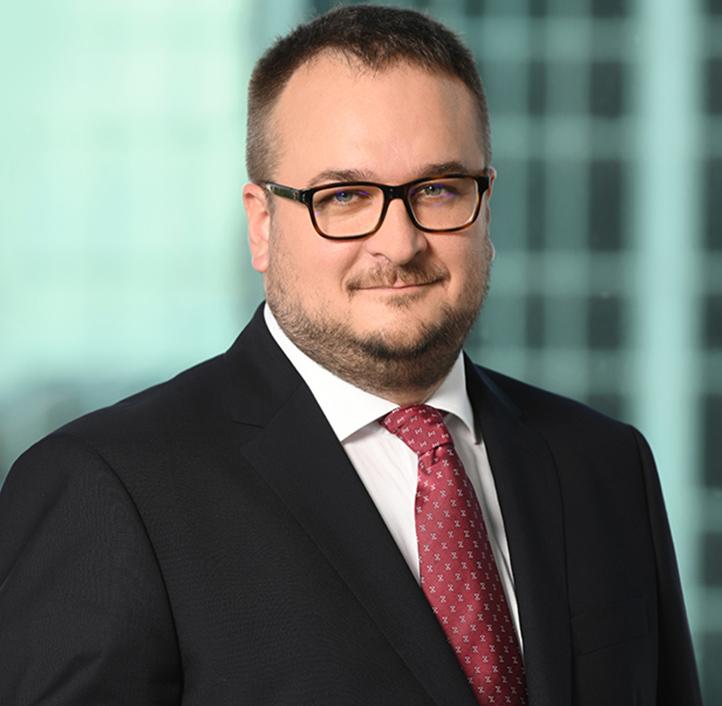 Dr hab. Bogusław Lackoroński - Radca prawny, Of counsel