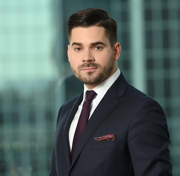 Marcin Lewiński - Adwokat, Associate