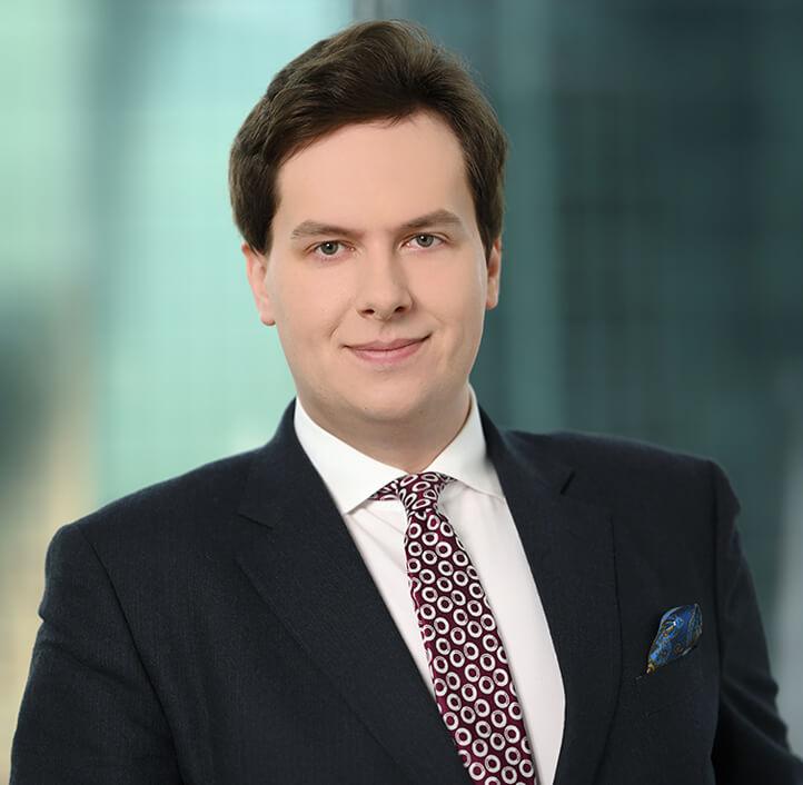 Adrian Andrychowski - Adwokat, Senior Associate