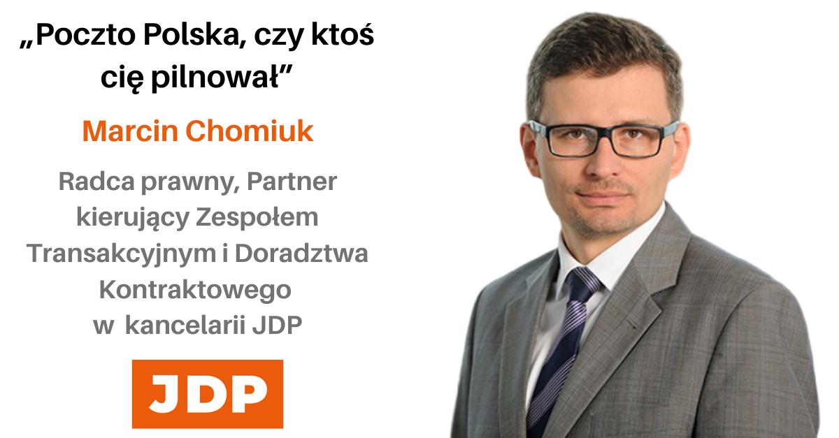 Poczto Polska, czy ktoś cię pilnował
