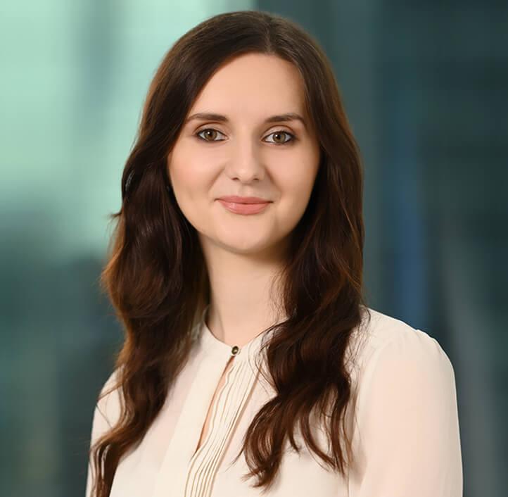 Barbara Kaczała - Attorney-at-law, Associate