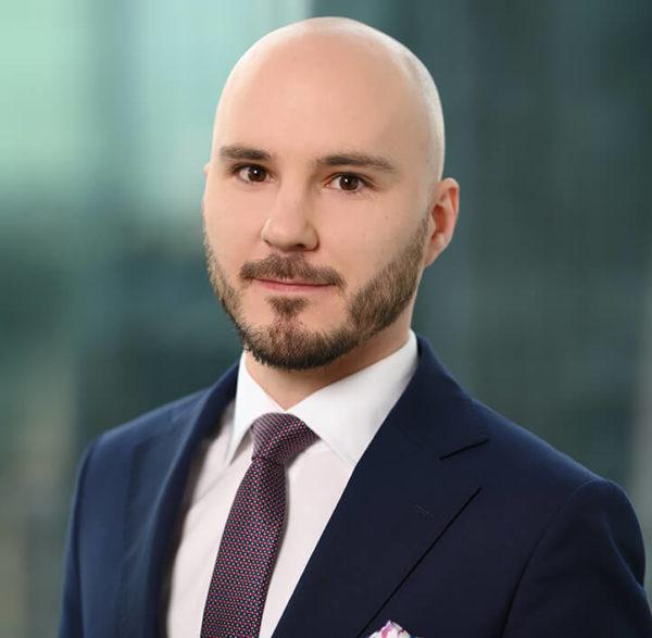 Krzysztof Bąk - Radca Prawny (Poln. Rechtsanwalt), Associate