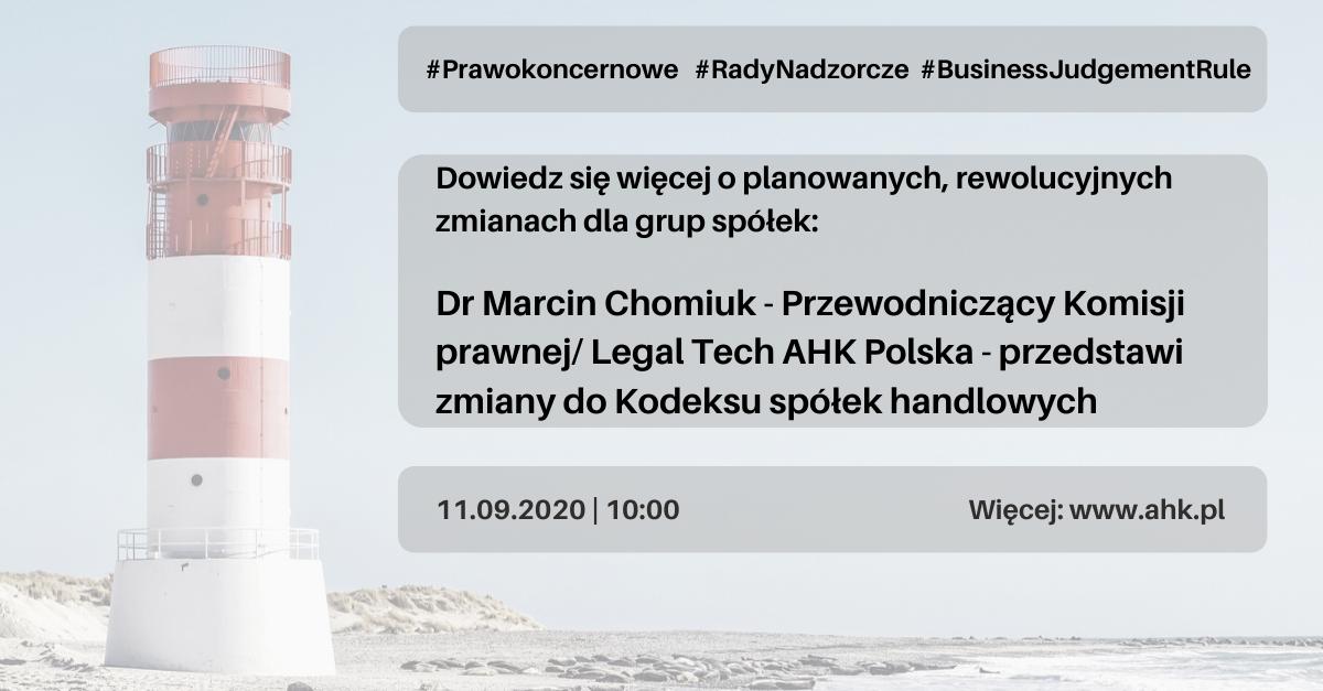 Legal Tech AHK Polska