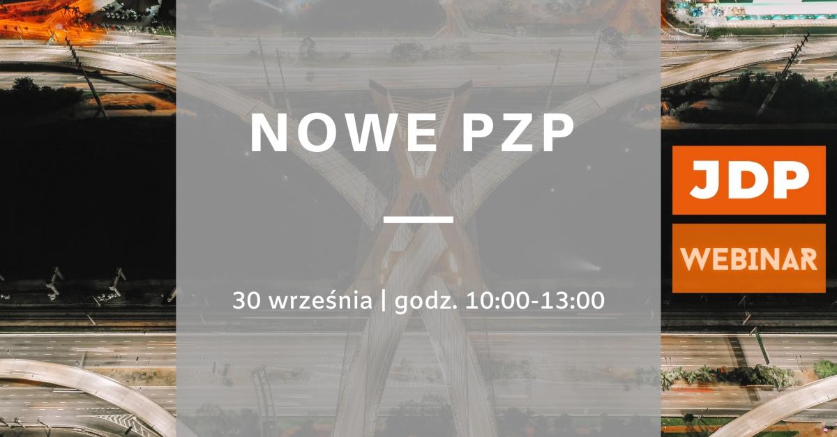Warsztaty on-line - nowe PZP