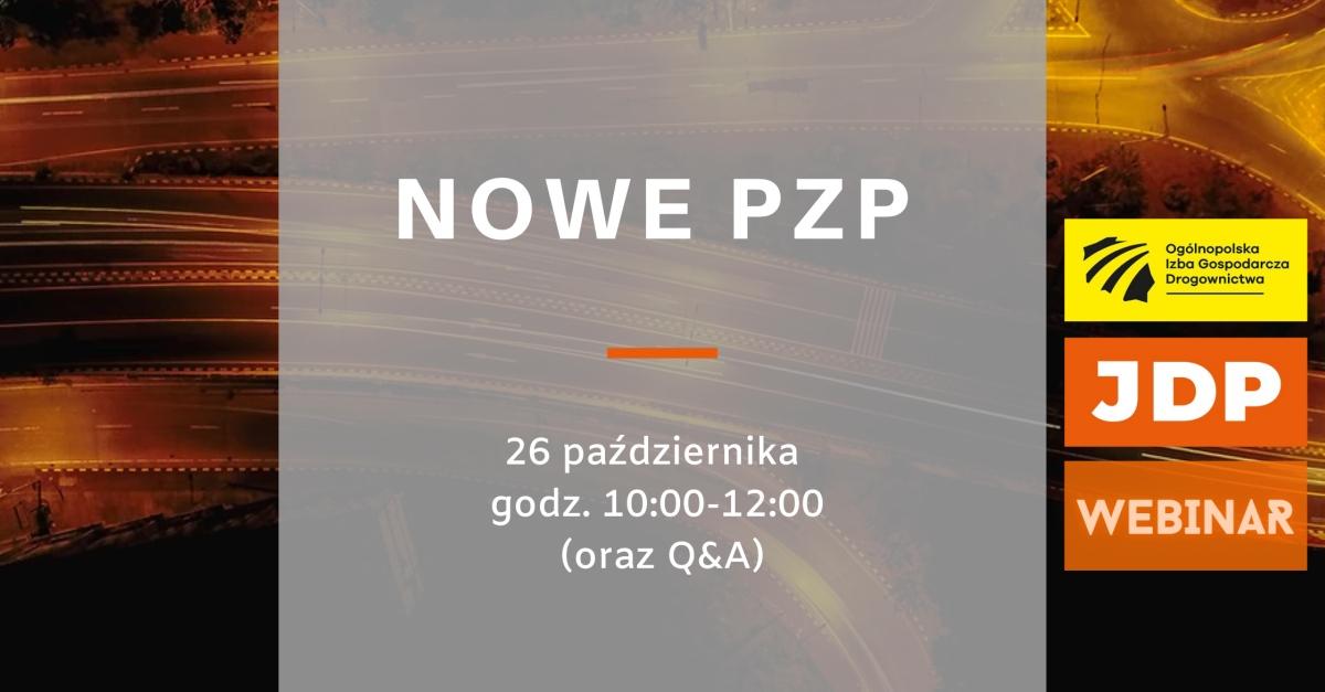 Nowe PZP 26.10