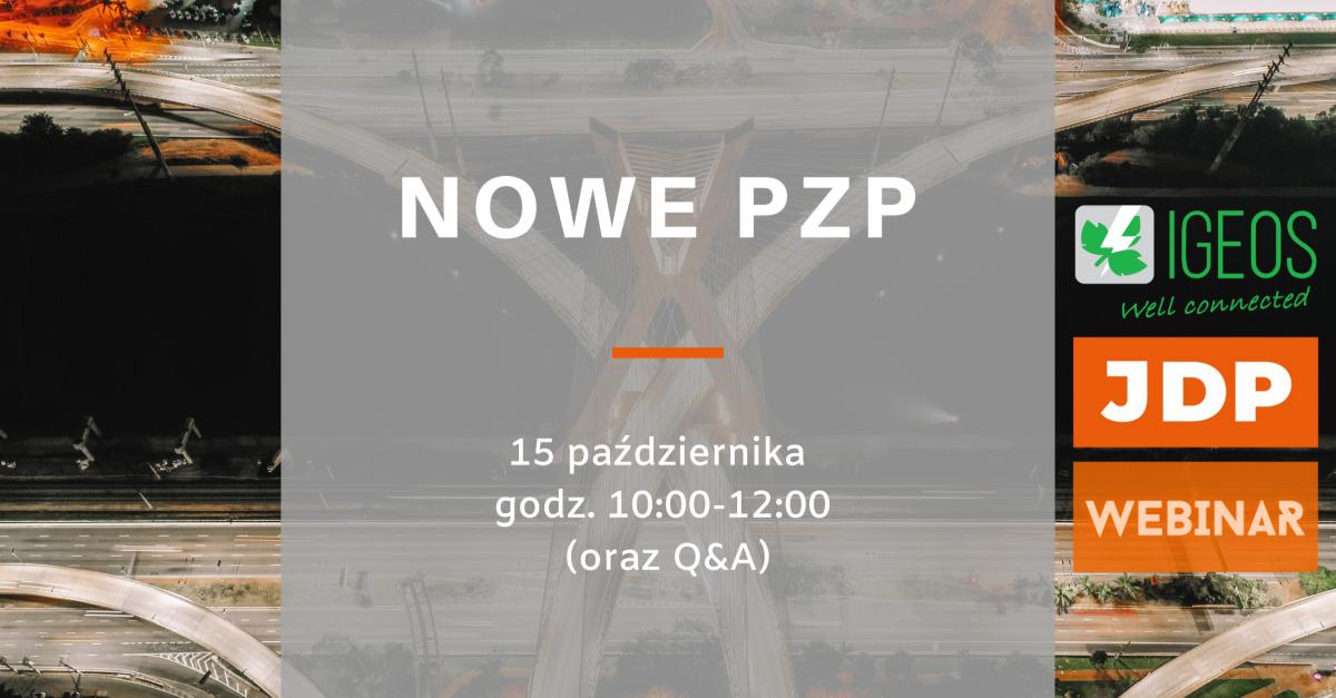 Nowe PZP - warsztaty on-line