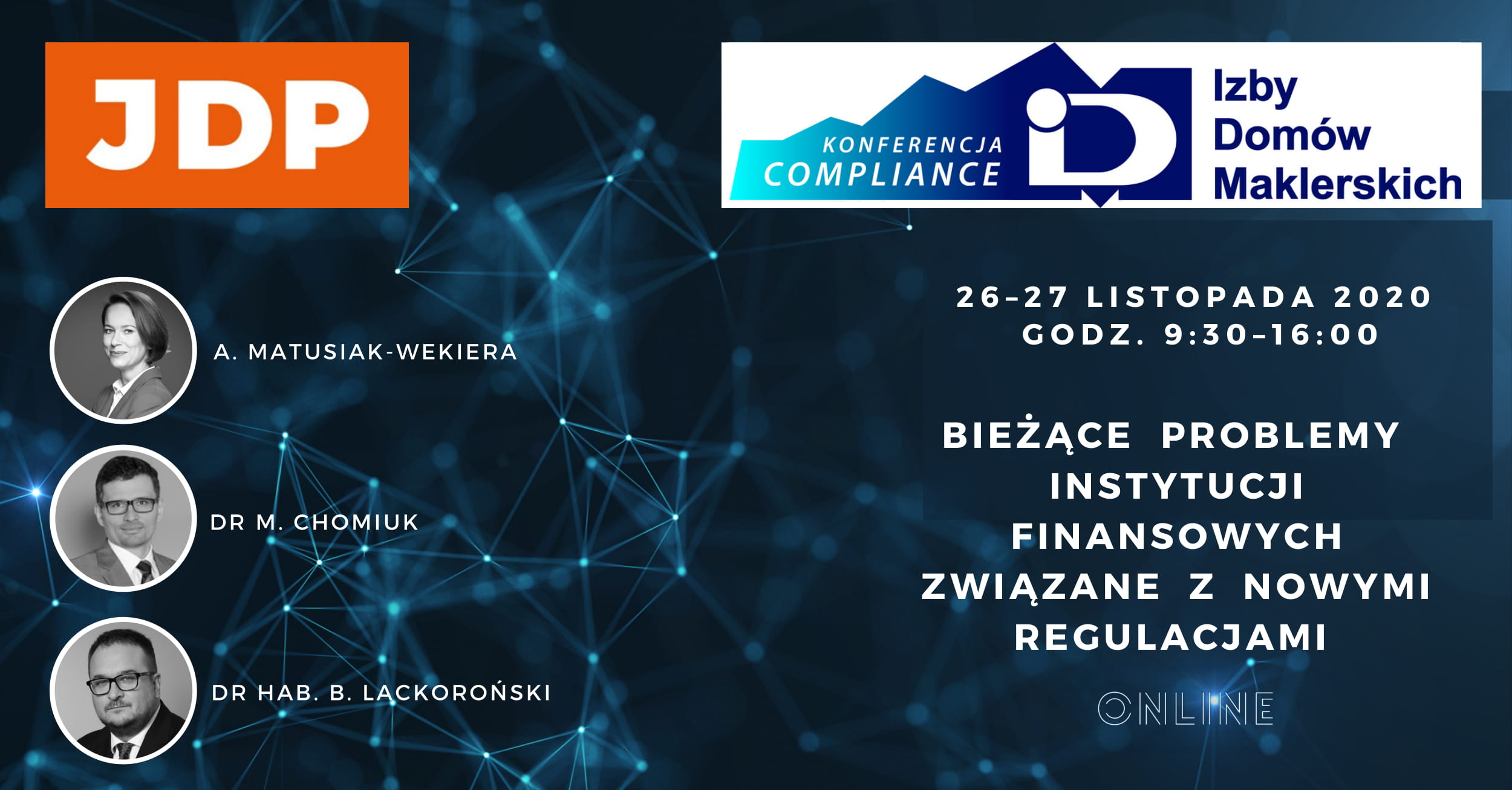 Konferencja Compliance IDM