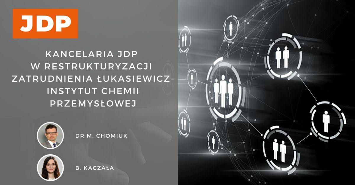 JDP w restrukturyzacji zatrudnienia Łukasiewicz