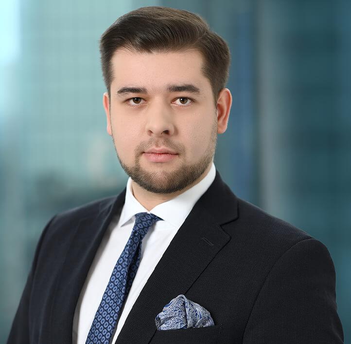 Dominik Grzegorzewski - Kancelaria JDP